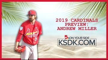 Andrew Miller could make or break the Cardinals' bullpen in 2019