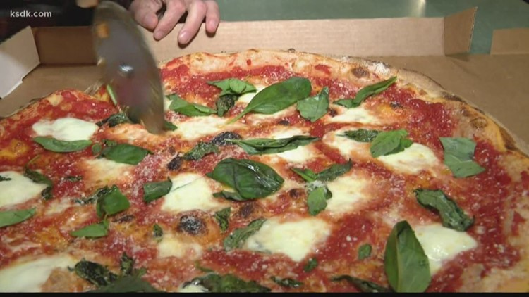 Frank's Food Picks   Pizza Head on South Grand is fresh and unique