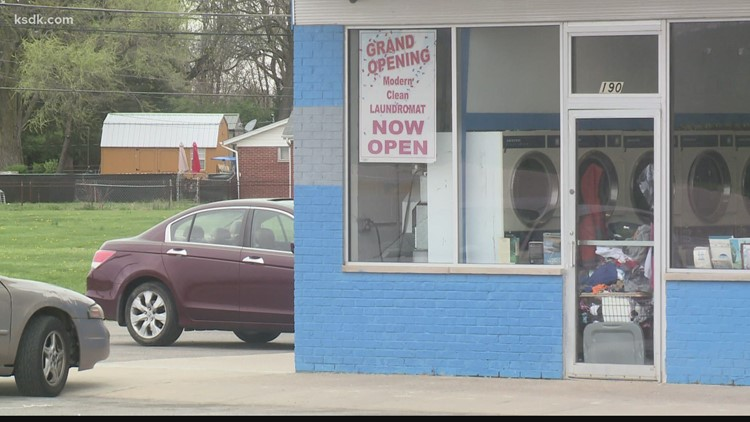 Man charged in fatal shooting at Cahokia laundromat