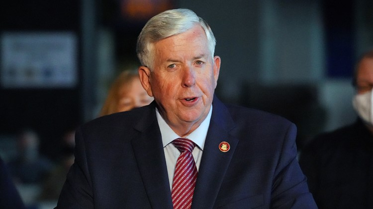 Parson calls special session on Missouri Medicaid funding