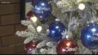 Police Christmas tree tells 149 stories