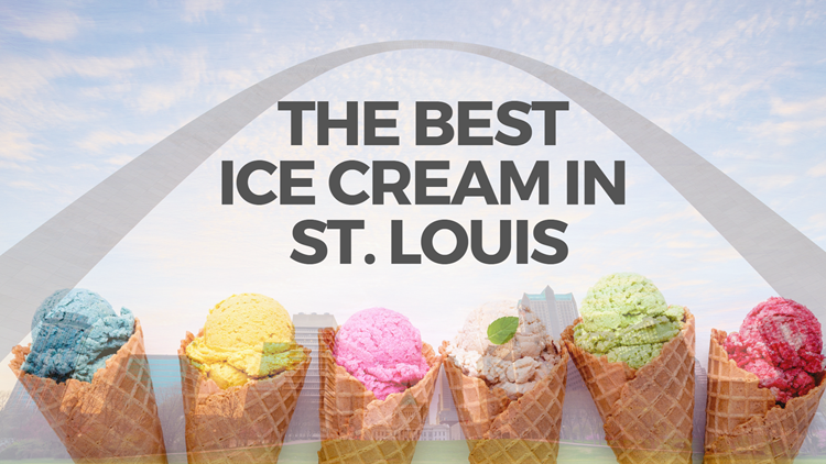 The scoop on where to get the best ice cream in the St. Louis area
