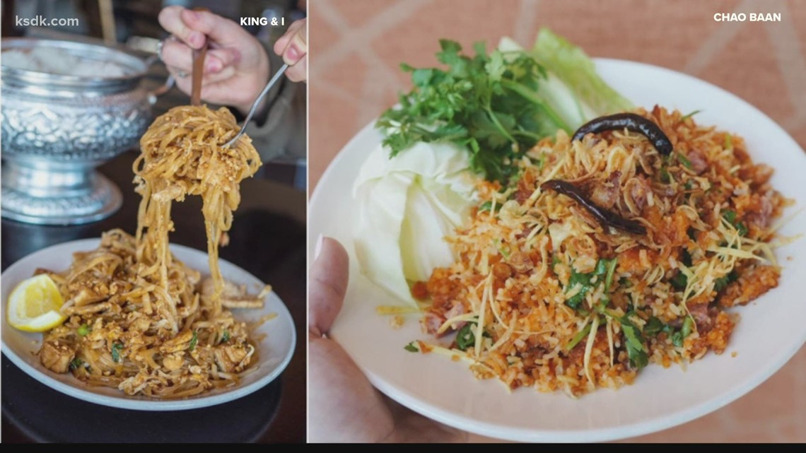 2 of St. Louis' best Thai restaurants earn international honors for authenticity, service