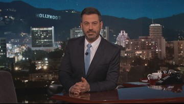 Jimmy Kimmel helps St. Louis foundation close to his heart