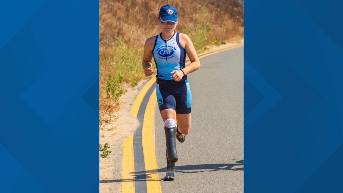 Wentzville DASA athlete strives for dream, trains for 2024 Paralympics
