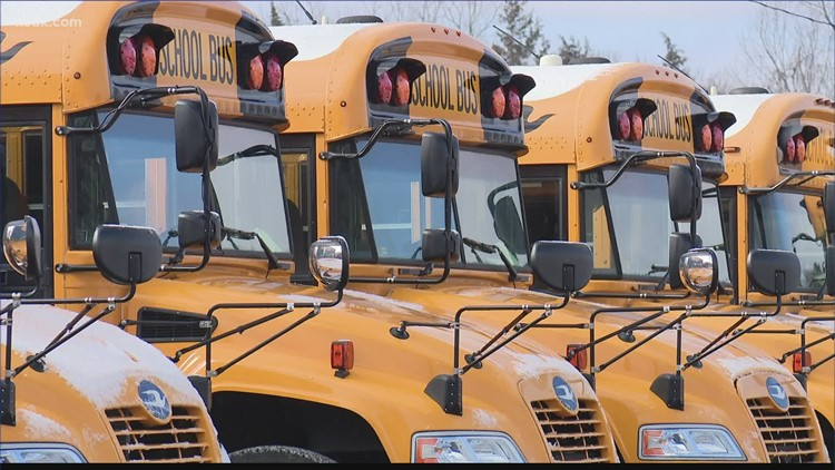 School bus driver shortage in Rockwood forcing more students to walk