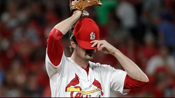 Ponce de Leon impresses again, Cardinals still fall to Arizona
