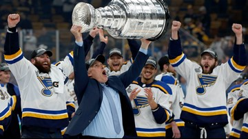 Craig Berube signs 3-year contract to remain head coach of the Blues
