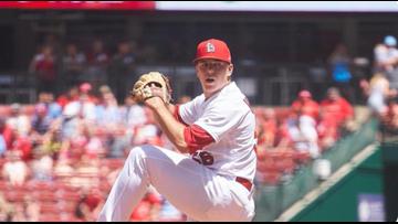 St. Louis Cardinals recall rookie Ryan Helsley from Memphis