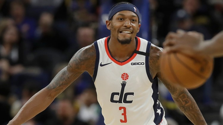 St. Louis native, NBA star Bradley Beal will play for Team USA in Tokyo Olympics