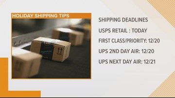What you need to know about today's big holiday shipping deadline