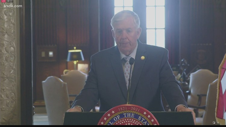 Parson says $722M in budget cuts coming if state legislators can't find Medicaid funding fix