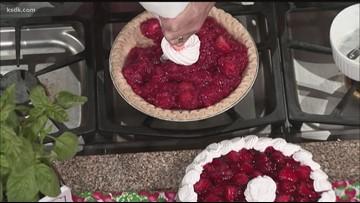 Recipe: Ruth's Glazed Strawberry Pie