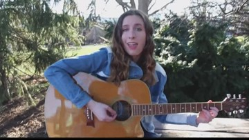 Belleville native in the running to win inspirational songwriting competition