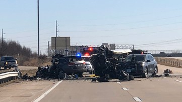 4 people killed in crash on I-64 in St. Charles County were from Louisville, traveling for volleyball tournament