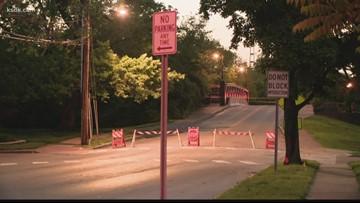 Kirkwood reopening Clay Avenue Bridge
