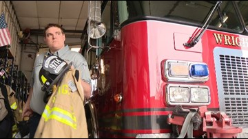 Wright City firefighters face an uncertain future