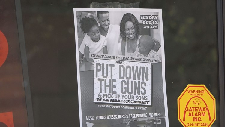 North St. Louis business owner offers free food, laundry to build community and end gun violence