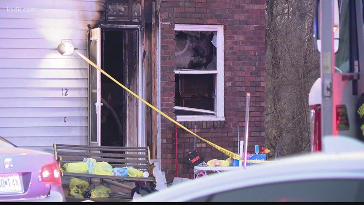 Woman dies in Jefferson County apartment fire