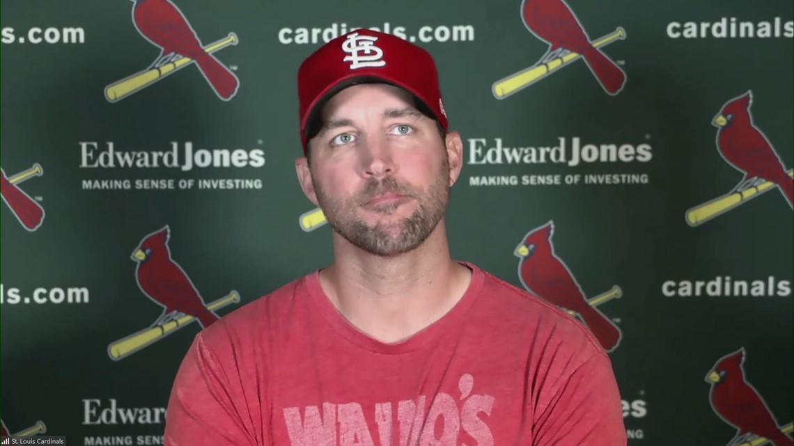 Wainwright responds to Sports Illustrated article on sticky substances