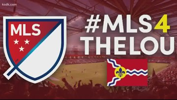 #MLS4TheLou to make 'special announcement' with city leaders on Aug. 20