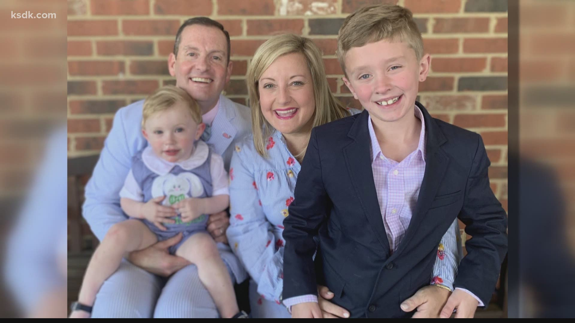 Couple Who Lost 2 Sons Helping Other Families Ksdk Com