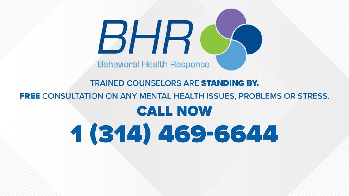 Free Mental Health Help Offered During Phone Bank Ksdk Com