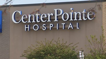 'It's been a secret' | Family members raise concerns about CenterPointe Hospital after staff members, patients test positive