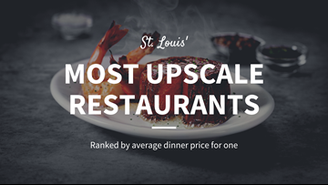 St. Louis' most upscale restaurants of 2019