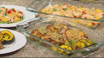 Recipe of the Day: 3 Easy, Baking Sheet Dinners