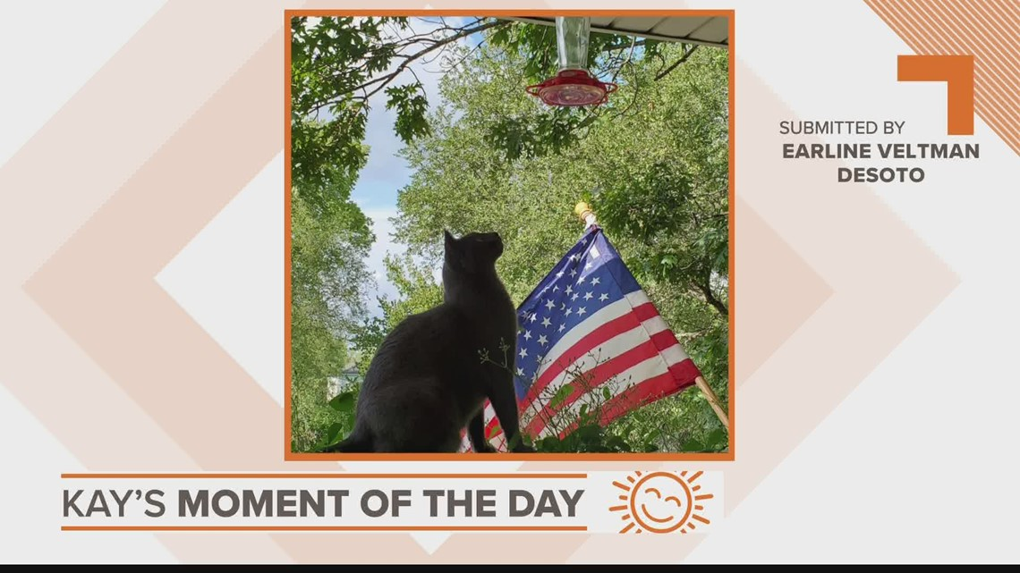 Kay's moment of the day | September 3, 2020