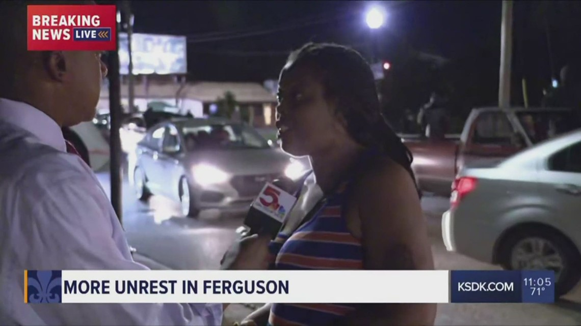 Interview with Ferguson resident