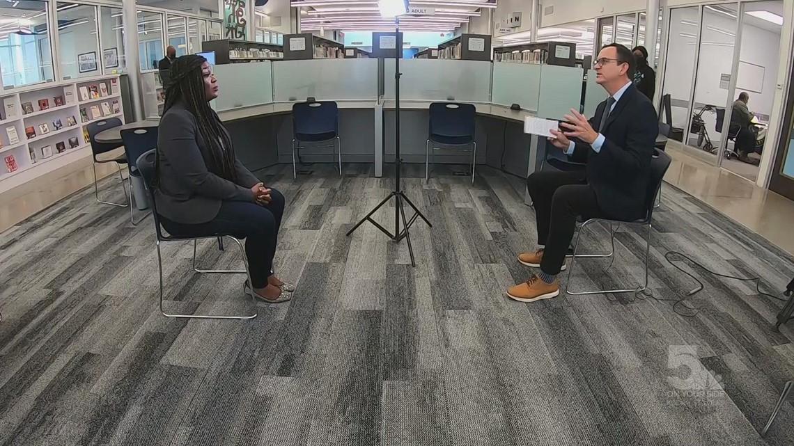 Extended interview: Cori Bush on infrastructure talks