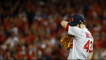 Wild-card Nationals sweep Cardinals out of playoffs, head to World Series