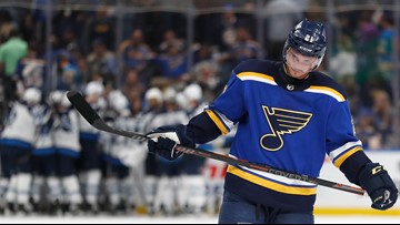 Blues hope road magic continues for Game 5 on Thursday