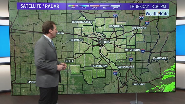 Thursday, Jan. 17th PM Forecast
