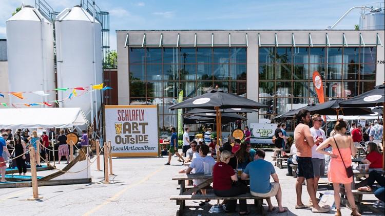 Mark your calendars! Schlafly Beer festivals returning in fall