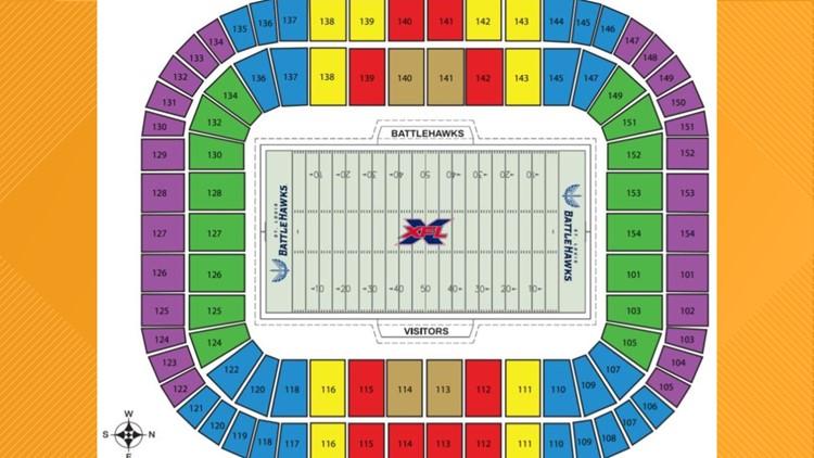 stl sports | Ticket info for St. Louis' XFL team | ksdk.com