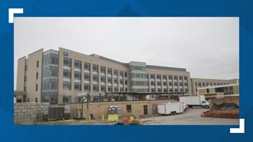 Take a peek inside BJC's new $200M west county hospital