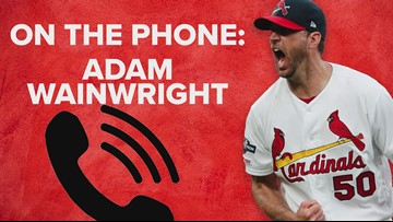Adam Wainwright talks about returning to Cardinals for 2020