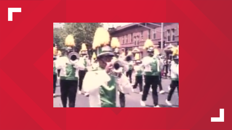 Vintage KSDK: Annie Malone May Day Parade through the years
