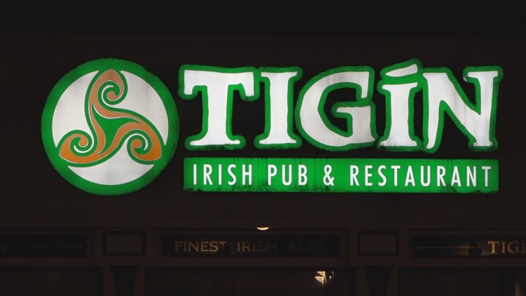 Tigin Irish Pub in downtown St. Louis closes