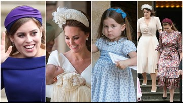 Headbands make a comeback among royalty