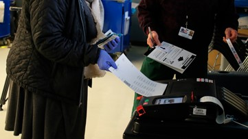 Illinois voters go to the polls despite coronavirus concerns