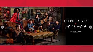 Ralph Lauren launches 'Friends' collection