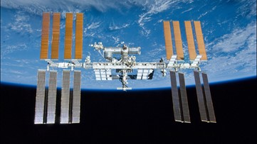 A satellite made in St. Louis will be launched from the International Space Station Wednesday