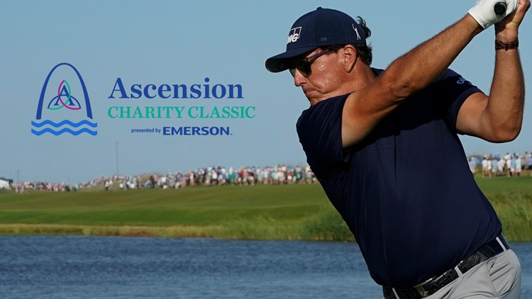 St. Louis Ascension Charity Classic sees boom in interest after Mickelson's PGA Championship win