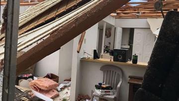 Violent tornado tears through Jefferson City, tornado in