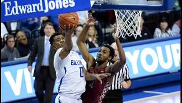 Big second half propels SLU
