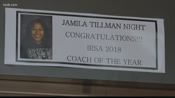 Meet the first woman to ever coach a boys basketball team in Illinois history